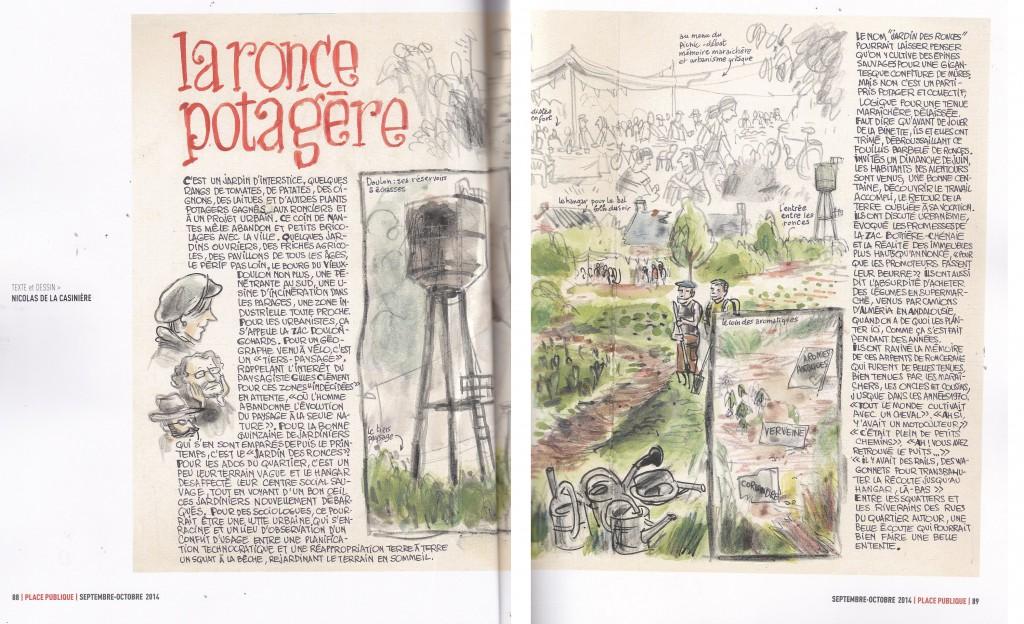 201409-10_Place-Publique_la Ronce potagere_par N-de-la-Casiniere