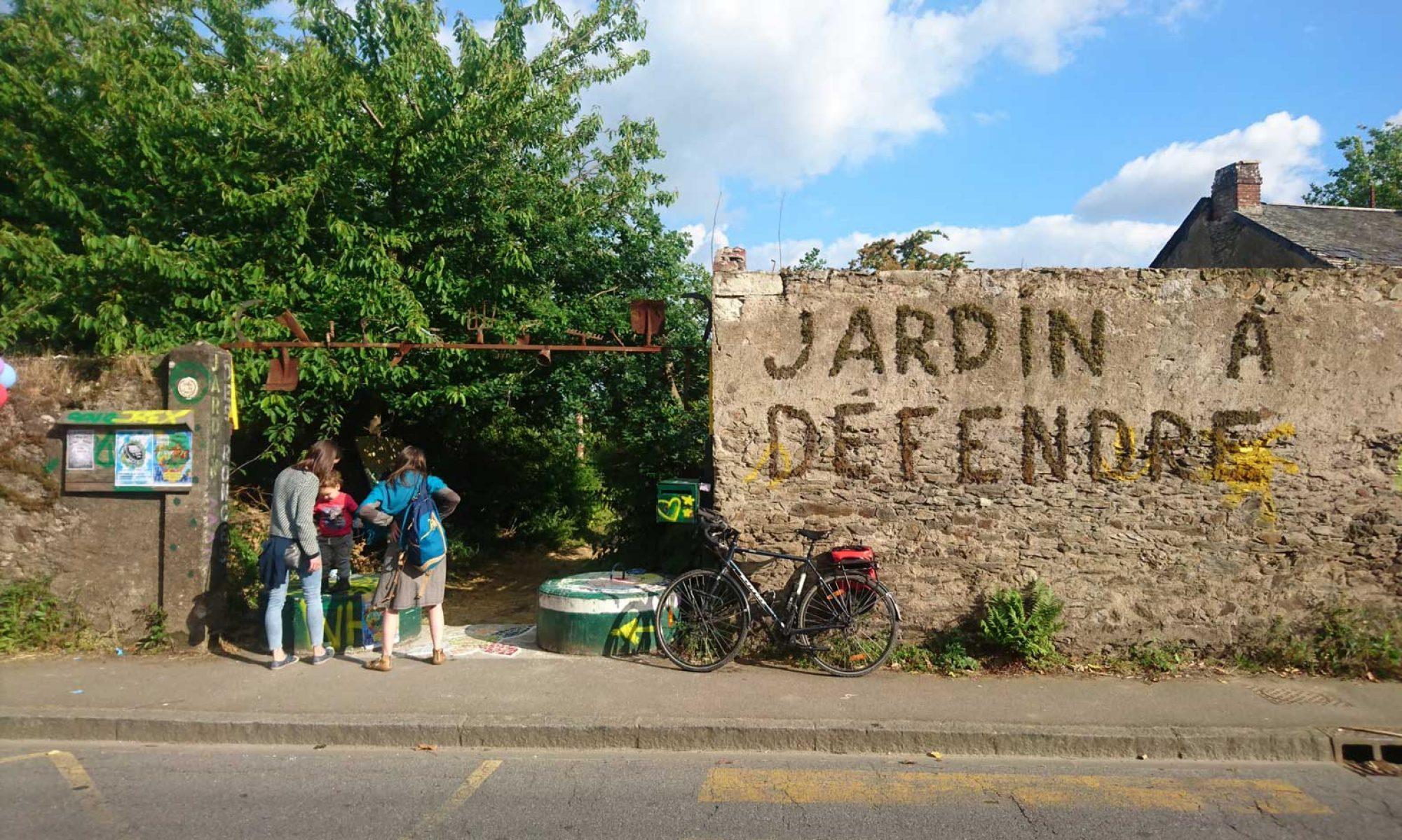 Jardin Collectif & autogéré